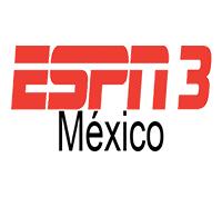Espn 3 Mexico en vivo